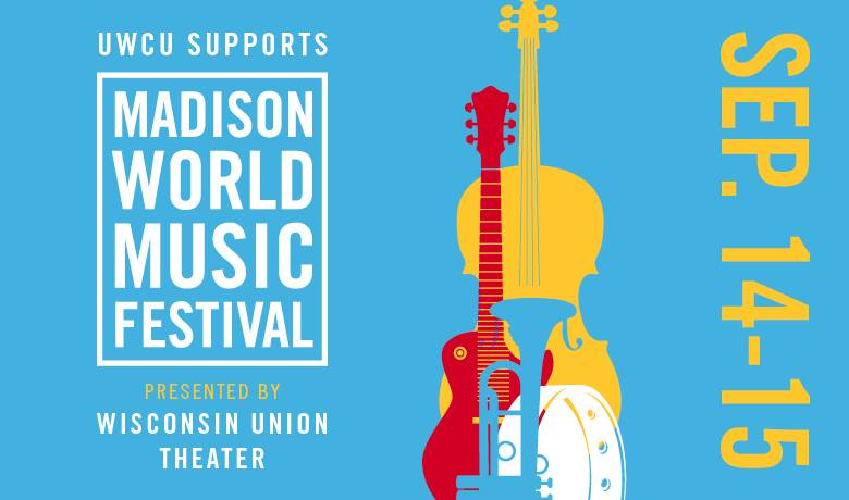 Madison World Music Fest 14 sept