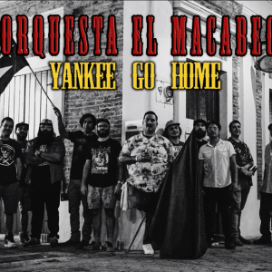 Yankee Go Home_ Single Caratula _
